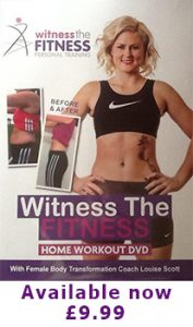 Witness The Fitness Workout DVD